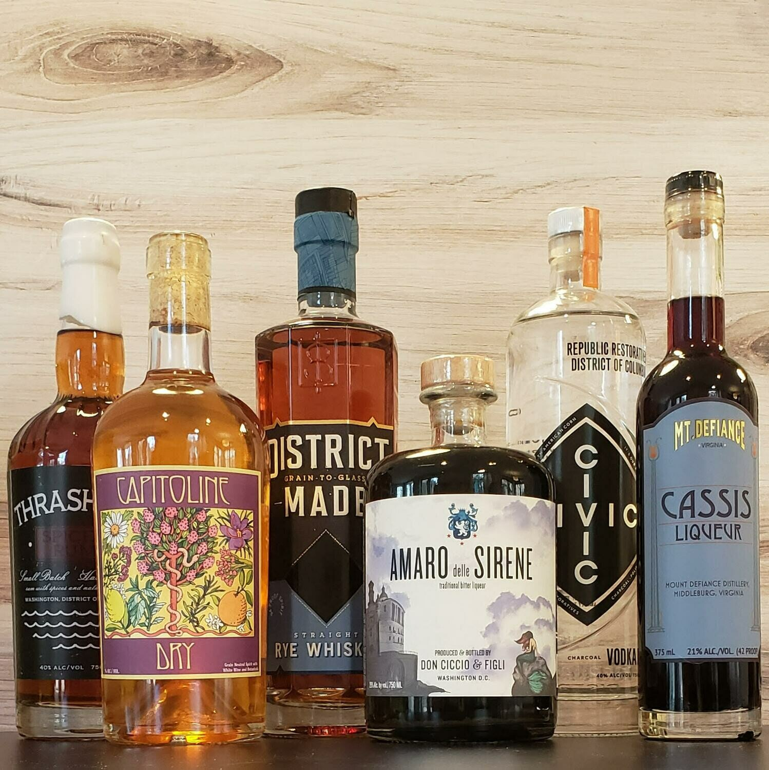 Local Spirits Bar Bundle