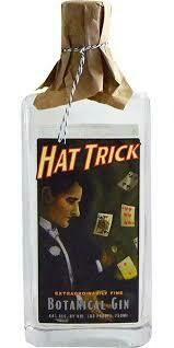 Hat Trick Botanical Gin- 750ml