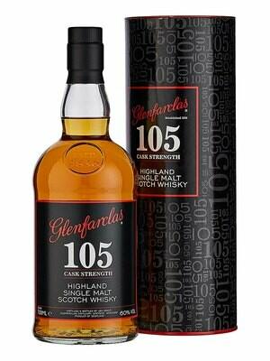 Glenfarclas 105 Cask Strength Single Malt Scotch Whisky