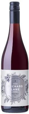 Orchard Lane Pinot Noir 2020