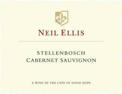 Neil Ellis Cabernet Sauvignon Stellenbosch 2017