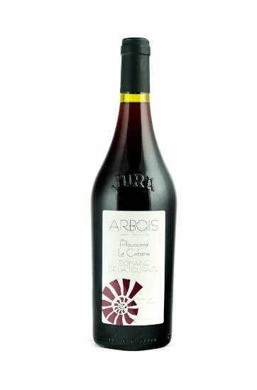 Domaine de la Touraize Arbois Rouge Ploussard la Cabane 2019