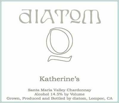 Diatom Katherine's Chardonnay Santa Maria Valley 2018