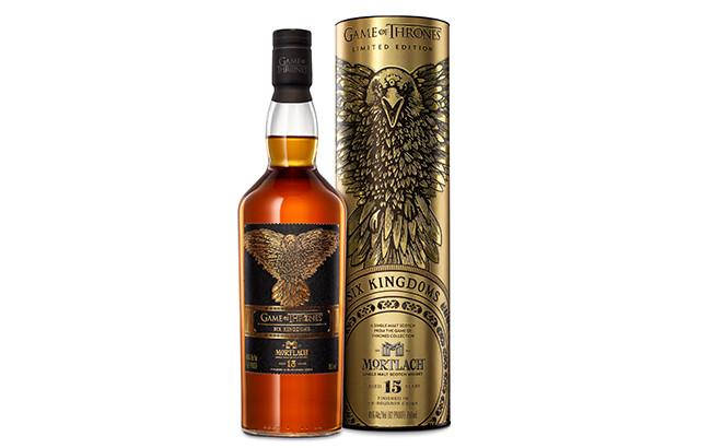 "Mortlach ""Game of Thrones"" 15-yr Single Malt Scotch Whisky"