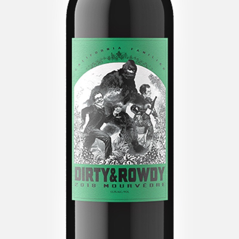 Dirty & Rowdy California Mourvedre