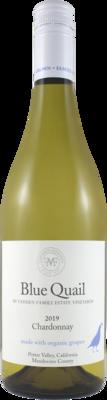 Blue Quail Chardonnay 19