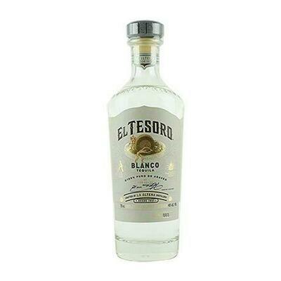 El Tesoro Blanco Tequila - 750ml