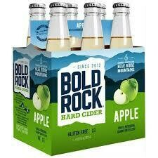 Bold Rock Hard Apple Cider 6-pack