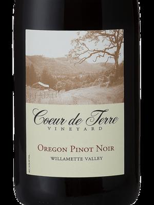 Coeur de Terre Pinot Noir Willamette Valley 2016