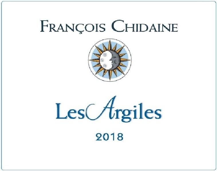 Francois Chidaine Vouvray Les Argiles 2018