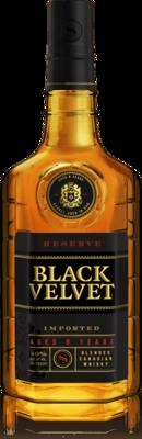 Black Velvet Reserve 8 Year Canadian Whiskey 750ml