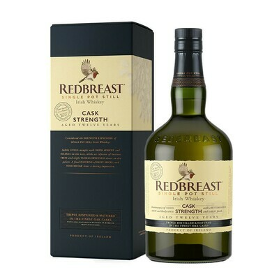 Redbreast 12-yr Cask Strength 750ml