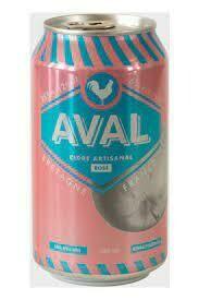 Aval Rose Cider 4-pack cans