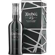 Ardbeg 25 Year Single Malt Scotch Whisky