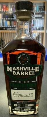 Nashville Barrel Company 8-year Single Barrel Rye (District Splits/Ace Beverage)