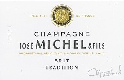 Champagne Jose Michel & Fils Brut Tradition NV 375ml
