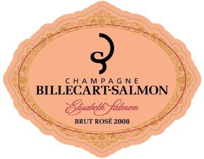 Billecart Salmon Brut Rose Cuvee Elisabeth Salmon 2008