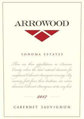 Arrowood Cabernet Sauvignon Sonoma 17