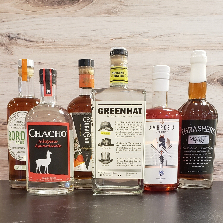 Local Spirits Bar Bundle