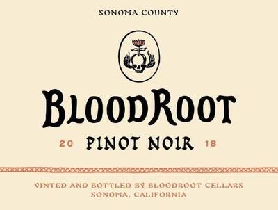 Bloodroot Pinot Noir Sonoma 18