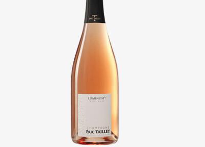 Champagne Eric Taillet Luminosi't Brut Rosé