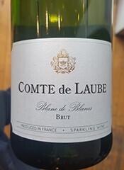 Comte De Laube Blanc De Blanc Brut