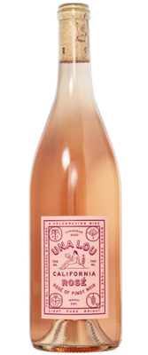 Scribe Winery Una Lou Rose of Pinot Noir 2020