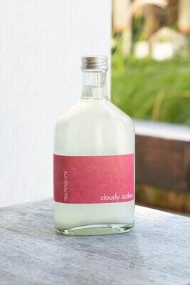 Shibata Pink Cloudy Sake 200ml