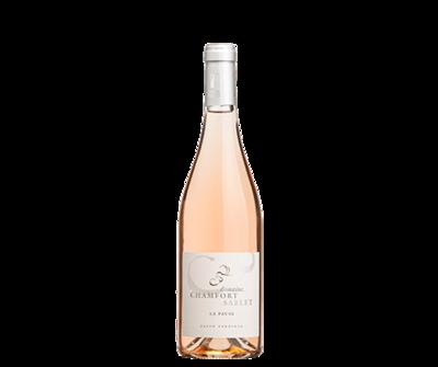 Chamfort Sablet Rosé La Pause 2020