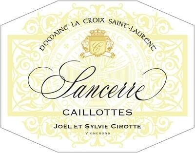 Domaine La Croix Saint Laurent Sancerre Caillottes 2019