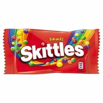 Skittles Fruits Flavour Sweets 36 bags x 55g