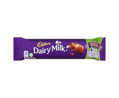 Cadbury Dairy Milk Chocolate Bar 45g x 24