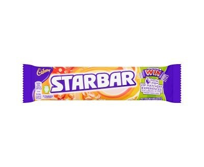Cadbury Starbar Chocolate Bar 49g x 32