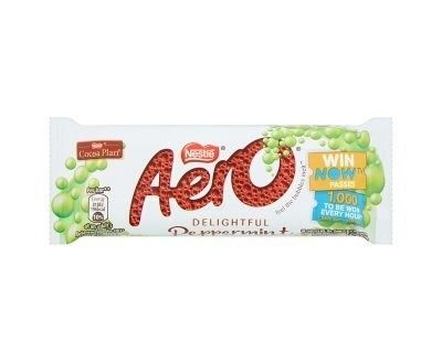 AERO Mint Chocolate Bar 36g X 24