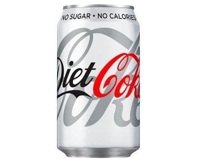 Coca Cola Diet Coke 330ml Cans x 24