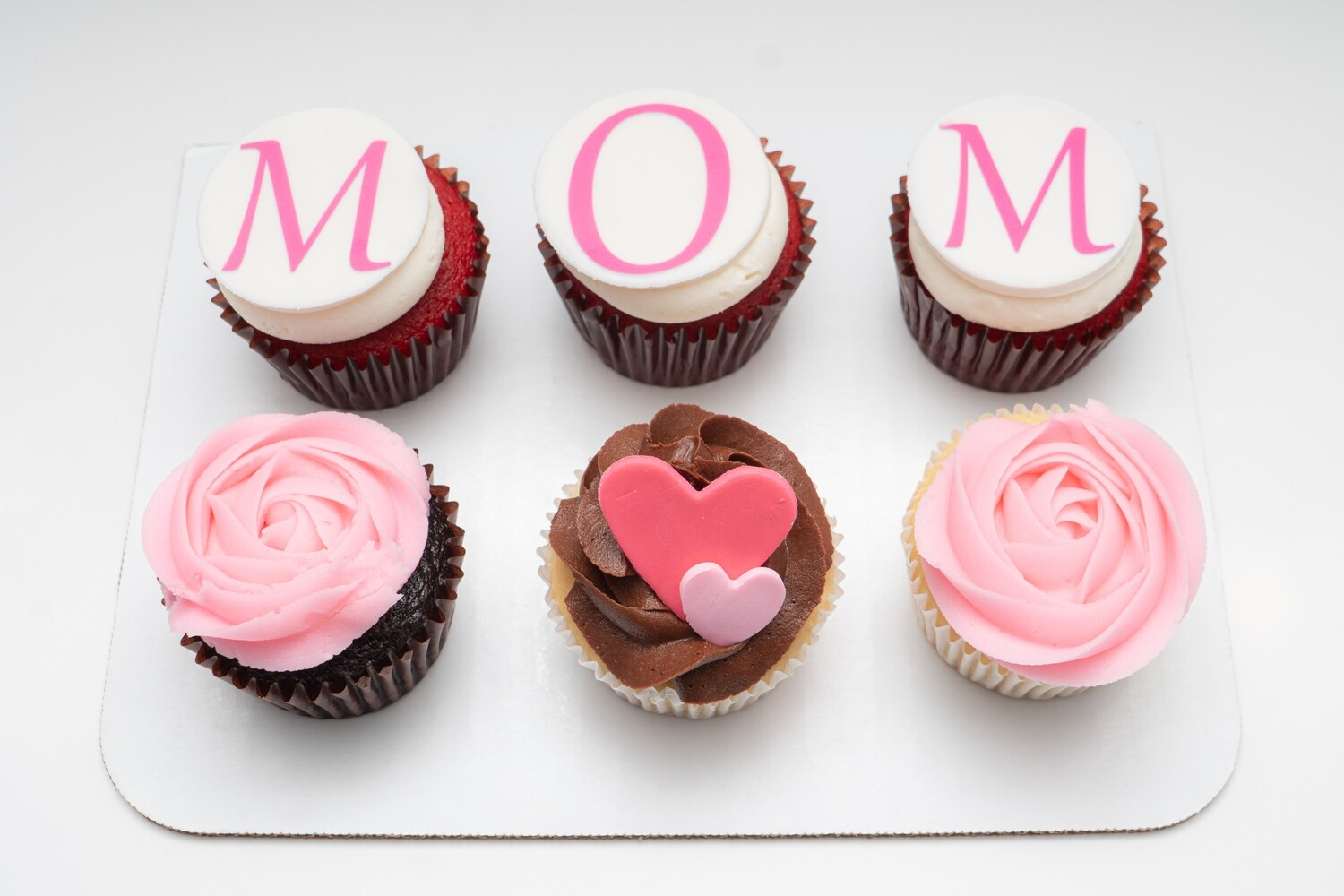 Mother's Day 6 Pack Cupcakes