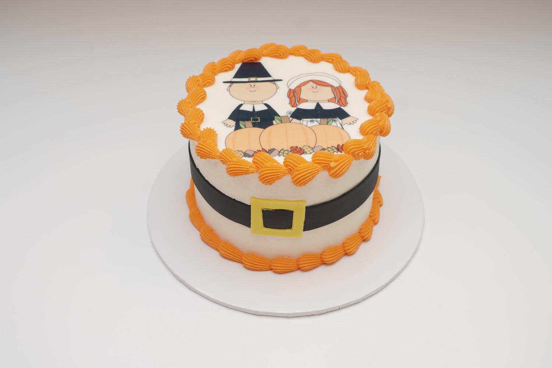 Pilgrims Cake