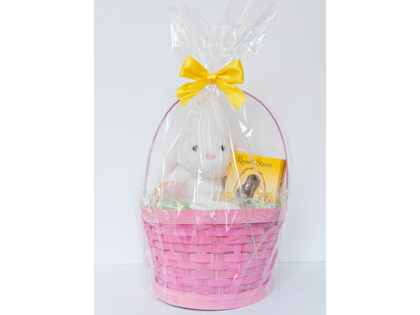 Round Easter Basket