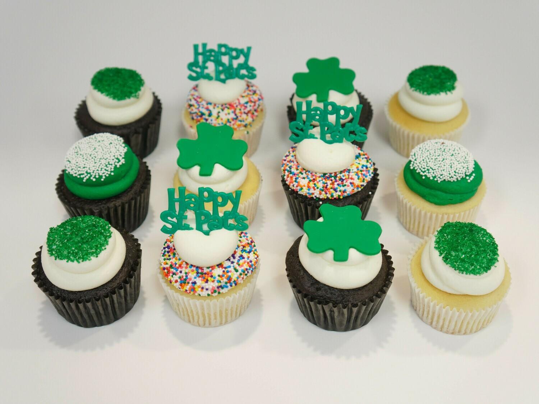 St. Patrick's Day Dozen