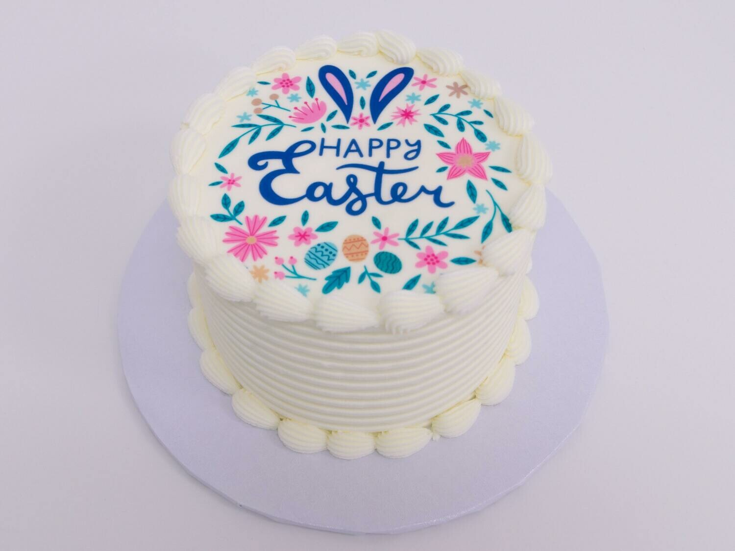 Happy Easter Image Cake