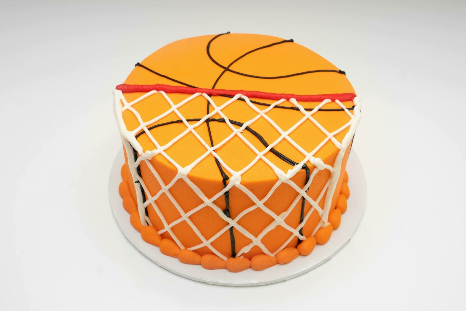 Basketball in Net Cake