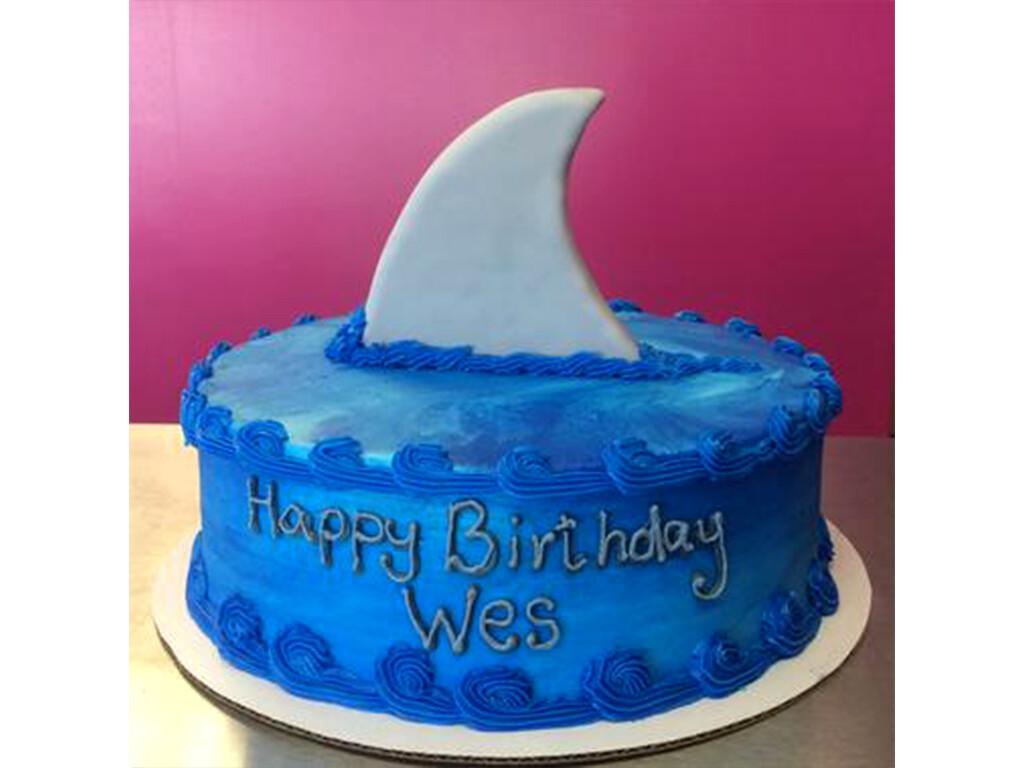 Shark Fin Cake
