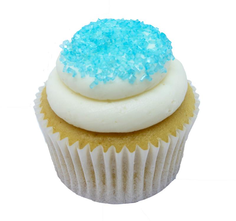Vanilla Vanilla Cupcake