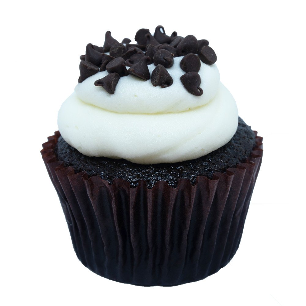 Chocolate Vanilla Cupcake