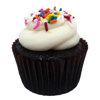 Chocolate Celebration Cupcake