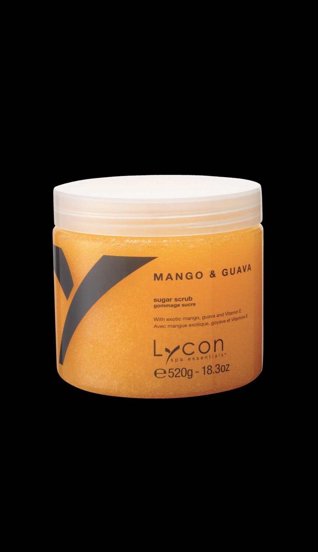 Lycon Sugar Scrub Mango & Guava