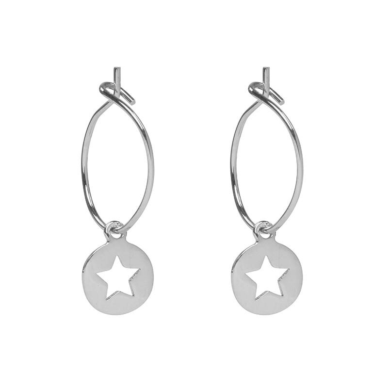 Oorbellen Twinkle star