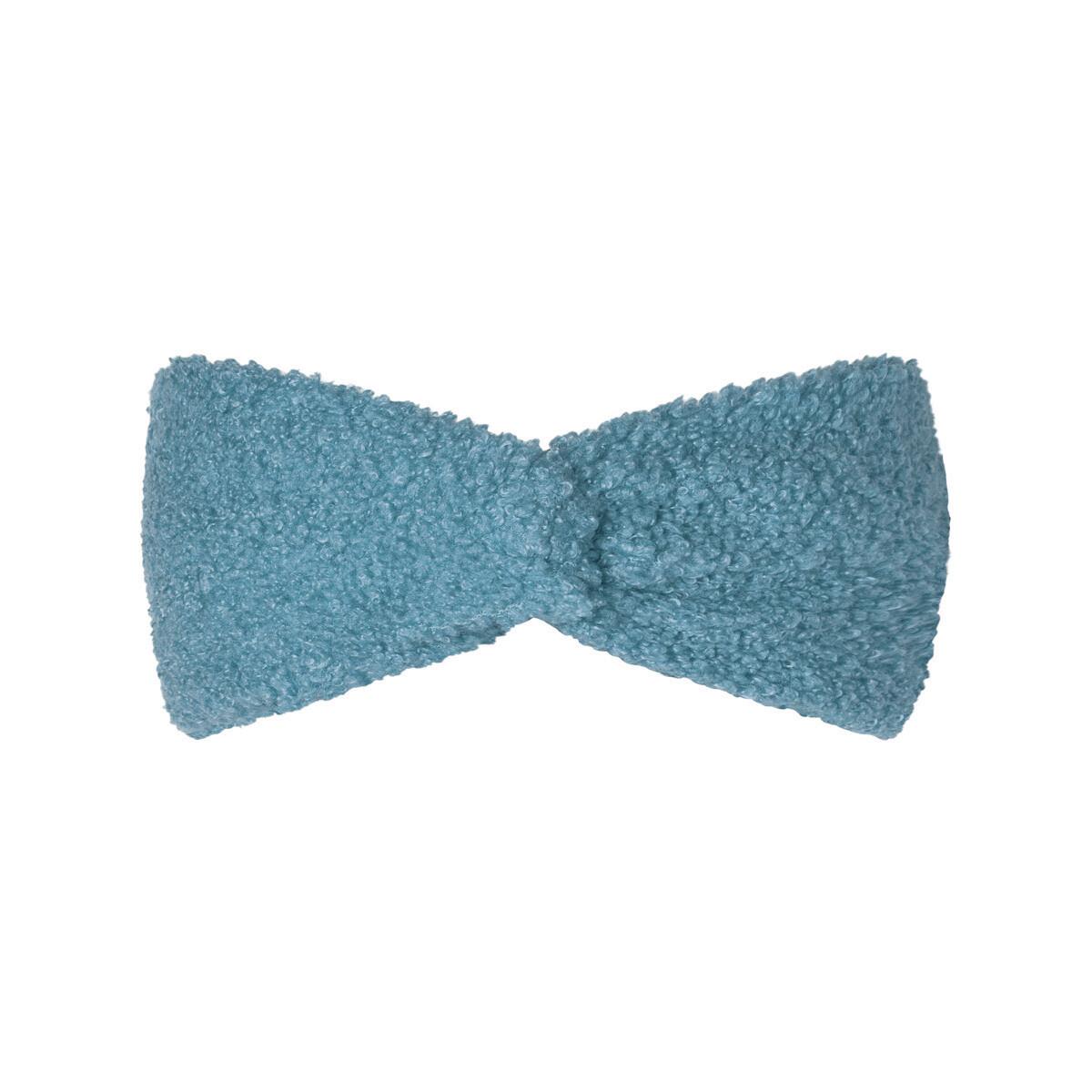 Teddy haarband blauw