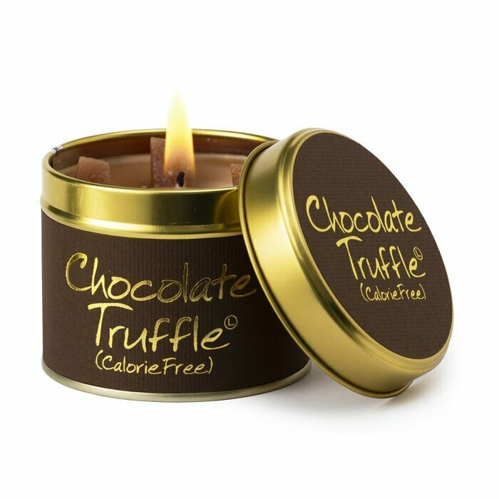 Lily Flame Chocolate Truffle