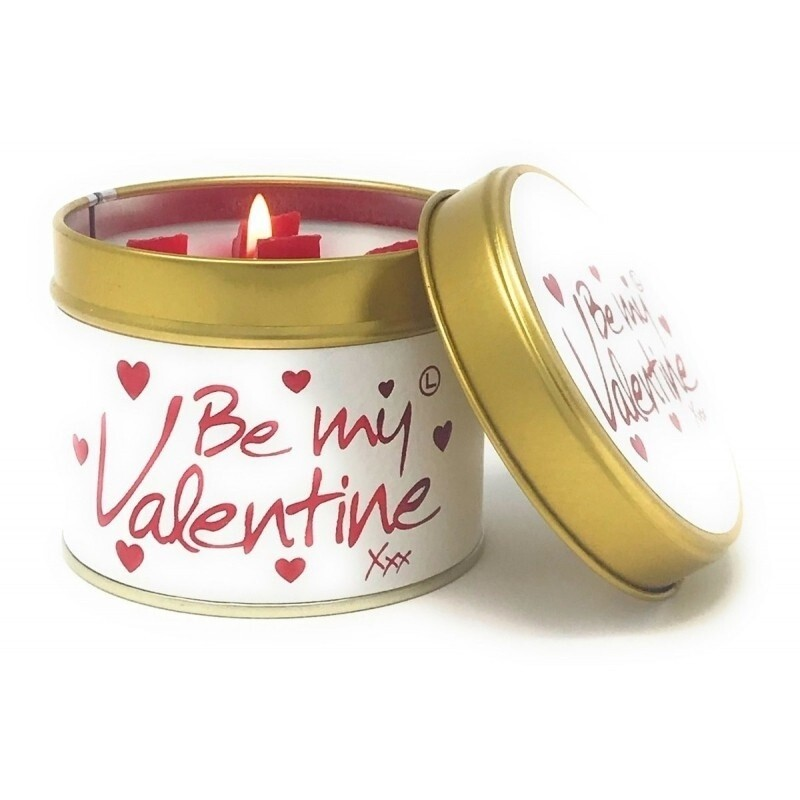 Lily Flame Be My Valentine